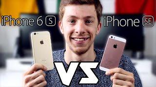 Comparatif iPhone SE vs iPhone 6s : Lequel choisir ?