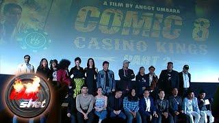 Premiere Film Comic 8 Casino Kings Part 2 - Hot Shot 27 Februari 2016
