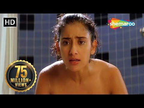 Manisha Koirala Bathing Champion Sunny Deol Bollywood Comedy Scenes