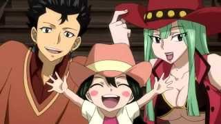 Fairy Tail Episode 203 English Dubbed