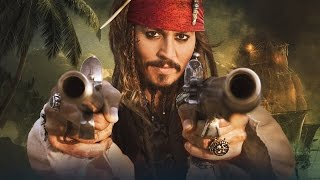 Pirates of the Caribbean 4 - Trailer