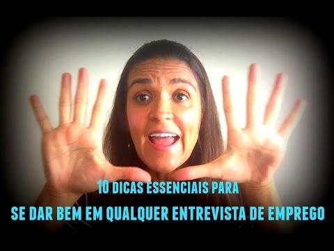 10 dicas essenciais para se dar bem em qualquer entrevista de emprego I Claudia Alves