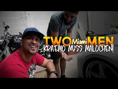 JP Performance - Der Kraemo muss malochen! | Two Miami Men | Teil 3