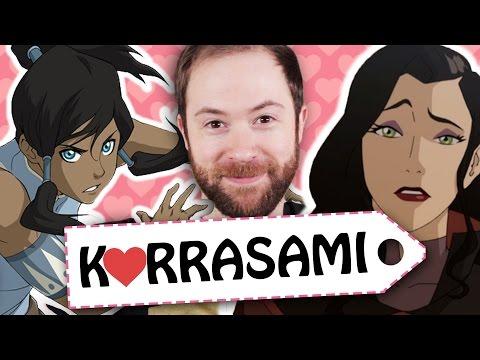 Love Bending and Fan Fiction with Korrasami Idea Channel PBS Digital Studios