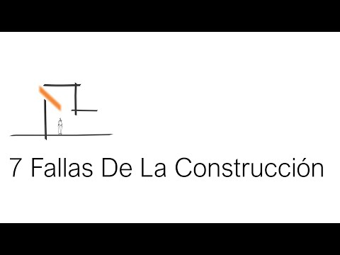 7 Failures in House Construction Architect Martín Bonari