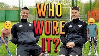 BILLY WINGROVE VS JEREMY LYNCH | GUESS THE YOUTUBER CHALLENGE