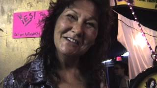 Linda Lovelace- a brief interview with Joe Gallant / NYC May 2001