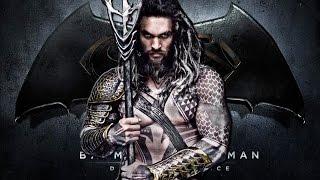 Jason Momoa as Aquaman First Look!