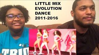 LITTLE MIX EVOLUTION DANCE 2011 2016