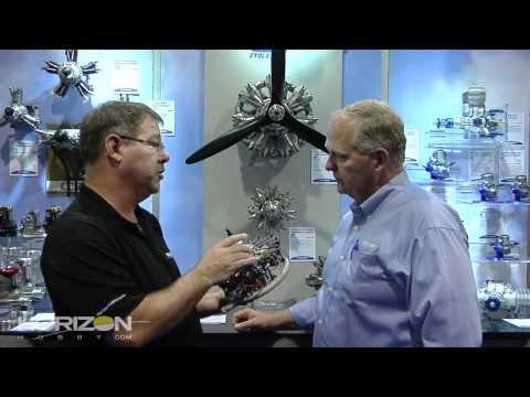 HorizonHobby.com Event Coverage - iHobby 2011 - Aircraft Engines