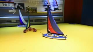 Land Yacht exhibit at McWane