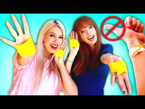 No Thumbs Challenge Awesome DIY Hacks & Crafts ❤️