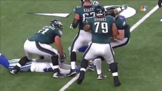 Philadelphia Eagles vs Dallas Cowboys  (2016 week 7)