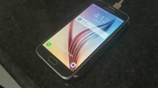 Refurbished Samsung Galaxy S6 blogger video