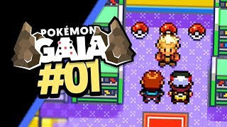 THE MYSTERIOUS REGION.. THIS GAME IS IT | Pokémon Gaia Nuzlocke (Episode 1)