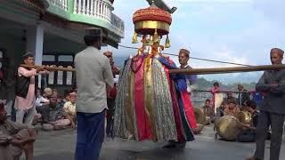 पहाड़ी देवता का बहुत सूंदर नृतय | हमारी संस्कृति हमारी पहचान जय हिमाचल  (Pahari Devta dance)