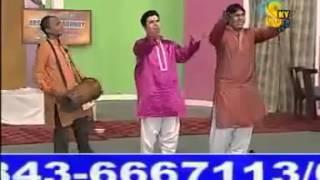 Funny Pakistani stage drame