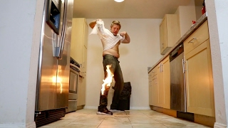 DO NOT TRY THIS AT HOME!! (SERIOUSLY)
