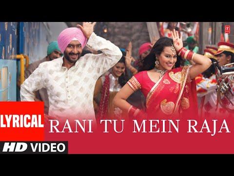 Xxx Mp4 Raja Rani Full Song With Lyrics Ft YO YO Honey Singh Son Of Sardaar Ajay Devgn 3gp Sex
