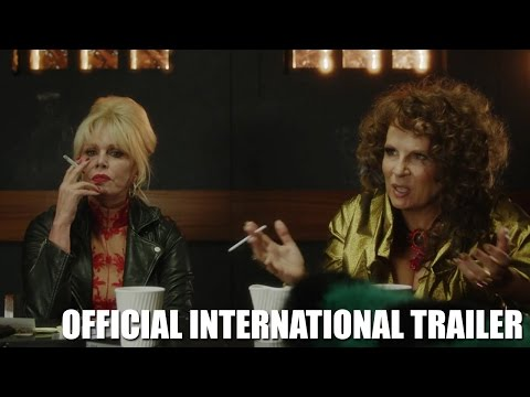 ABSOLUTELY FABULOUS THE MOVIE International HD trailer
