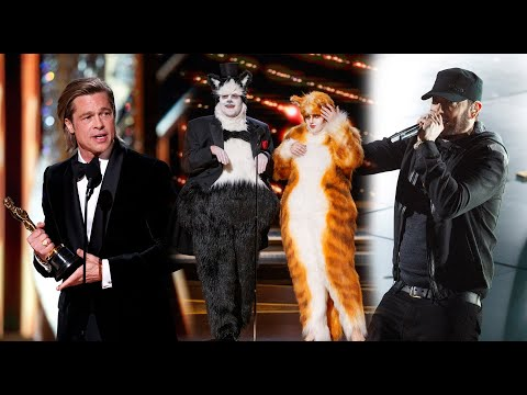 Oscars 2020 Best Moments of the Night