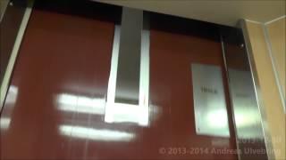 Graham Brothers Traction elevator, Thyssen Mod  @ Värmlandsvägen 2, Karlskoga