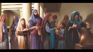 Why were there money changers in Jerusalem's temple ?