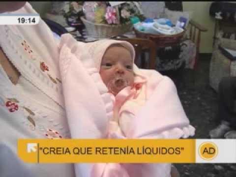 Video de choque de embarazo adolescente