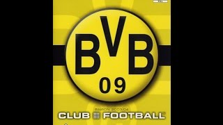 Club Football - Borussia Dortmund (PS2/2003) | Codemasters | Worst Game EVAR!