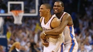 Clippers vs. Thunder: Game 5 Highlights