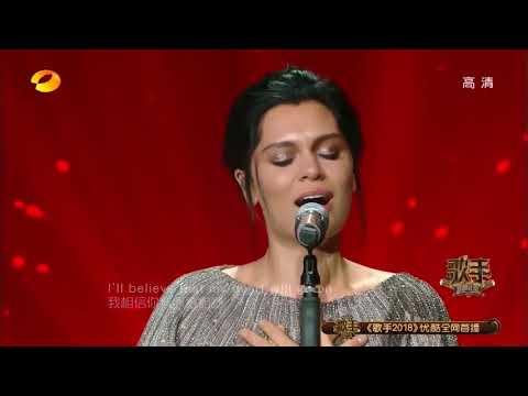 Jessie J - My Heart Will Go On (Celine Dion) - Singer 2018