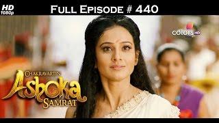 Chakravartin Ashoka Samrat - 6th October 2016 - चक्रवर्तिन अशोक सम्राट - Full Episode (HD)