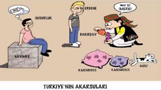 KPSS Coğrafya Dopingi Türkiye'nin Akarsuları