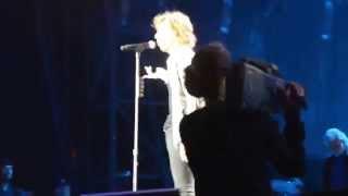 Mick Jagger in perfetto italiano( Rolling Stones al Circo Massimo di Roma)
