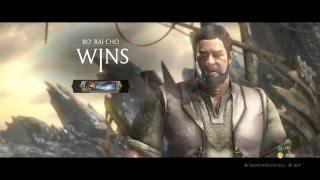 Mortal Kombat X Bo' Rai Cho April Fools Premier Tower Finale