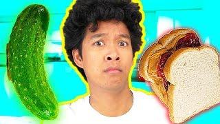 Weird Food Combinations PEOPLE LOVE!!!