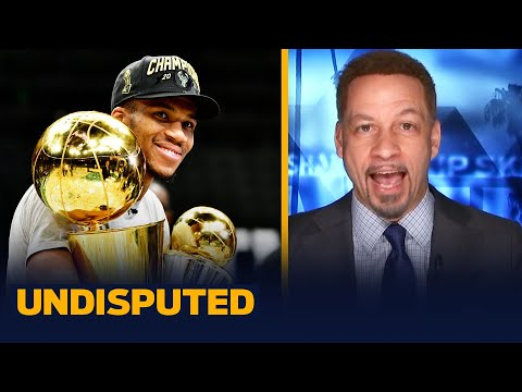 Giannis played arguably the greatest closeout game in Finals history — Broussard NBA UNDISPUTED