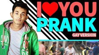 I Love You prank  Guy Proposes random strangers In the hood  bd fun   D knockers   Pranks Bangladesh