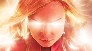 Captain Marvel | 7-minute trailer (2019)