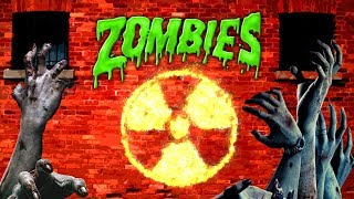 PROJECT RADIATION ZOMBIES (Black Ops 3 Zombies)