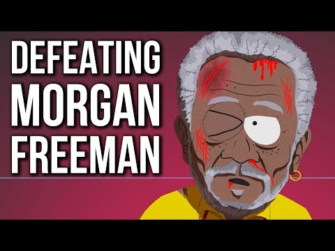 Xxx Mp4 Defeating Morgan Freeman South Park The Fractured But Whole 3gp Sex