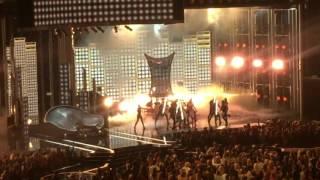 Britney Spears /Billboard Awards 2016 performance prt 1!