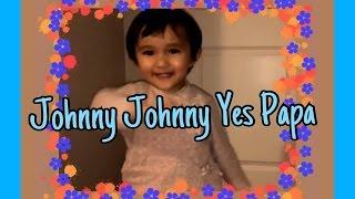 Johnny Johnny Yes Papa | Nursery Rhyme