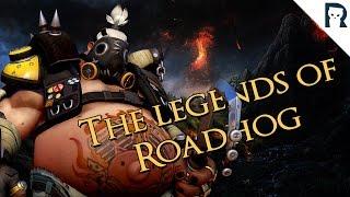 Legends of Roadhog - Lirik's Stream Highlights #6