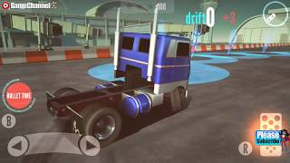 Drift Zone Truck Simulator / Ultimate Truck Car Drift Racing / Android Gameplay Video #3