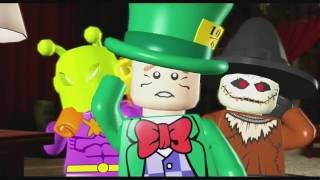 LEGO Batman: The Videogame ~ Chapter 3-1: Joker's Home Turf (Story Mode Guide)