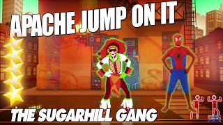 Apache (Jump On It) - The Sugarhill Gang [Just Dance 3] - Spiderman Dance | Just Dance Real Dancer