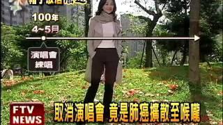 鳳飛飛肺癌病逝 享年60歲-民視新聞