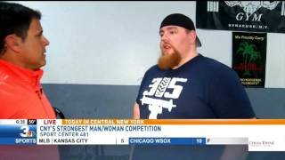 Brandon Roth Live Previewing Fitness Show 6:30AM 4/26/17