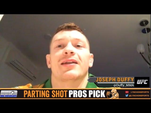 MMA Pros Pick - Cub Swanson vs. Artem Lobov (UFC Fight Night 108)